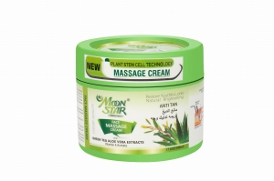 Moon Star Face Massage Cream