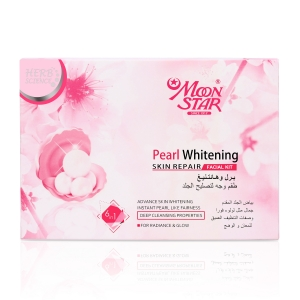 Moon Star Pearl Whitening  Facial kit