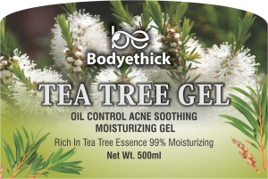Bodyethick Tea Tree Gel 500gm
