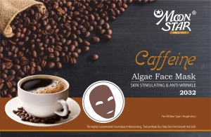Moonstar Caffeine Algae Face Mask
