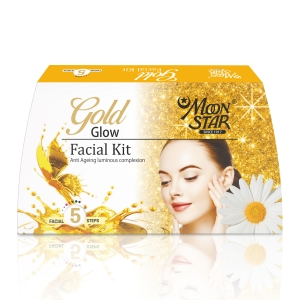 Moon Star Gold Glow Facial Kit