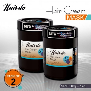 Hairdo Spa Mask Pack Of 2