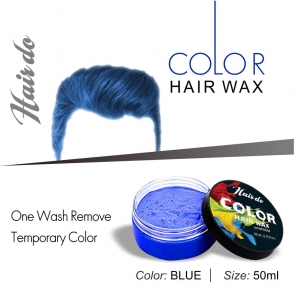hairdo color wax washable