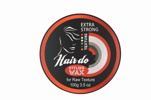 Hair Do Hair Styling Wax Extra Strong